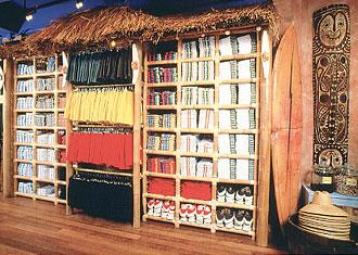 Info Grafik Inc Themed Retail Design Canoe Clothing Company